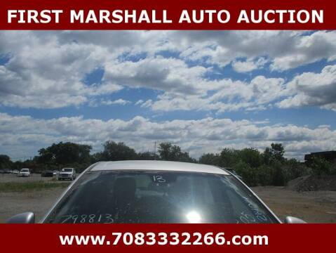 2013 Chevrolet Sonic for sale at First Marshall Auto Auction in Harvey IL