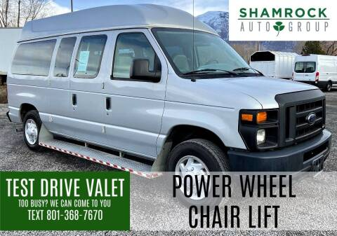 2008 Ford E-Series Cargo for sale at Shamrock Group LLC #1 in Pleasant Grove UT