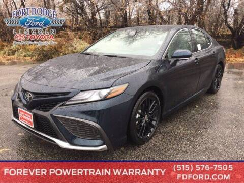 2021 Toyota Camry for sale at Fort Dodge Ford Lincoln Toyota in Fort Dodge IA