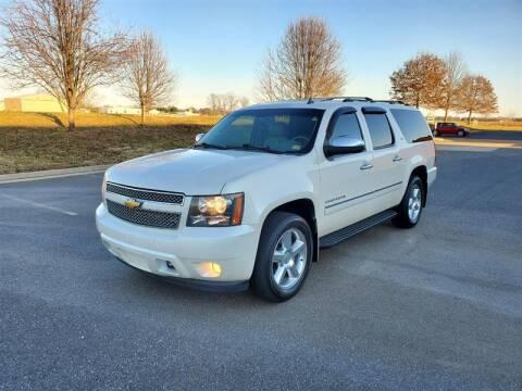 2012 Chevrolet Suburban for sale at Apex Autos Inc. in Fredericksburg VA