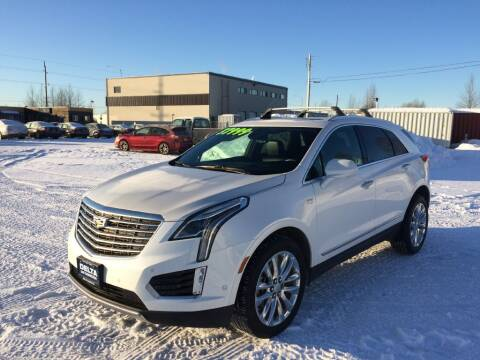 2017 Cadillac XT5 for sale at Delta Car Connection LLC in Anchorage AK