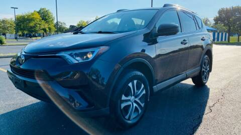 2017 Toyota RAV4 for sale at TOP YIN MOTORS in Mount Prospect IL