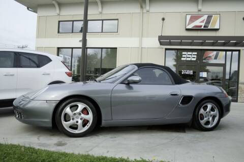 2001 Porsche Boxster for sale at Auto Assets in Powell OH