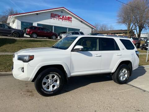 2016 Toyota 4Runner for sale at Efkamp Auto Sales LLC in Des Moines IA