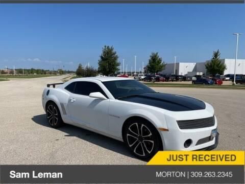 2011 Chevrolet Camaro for sale at Sam Leman CDJRF Morton in Morton IL