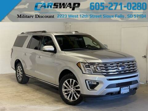 2018 Ford Expedition MAX for sale at CarSwap in Sioux Falls SD