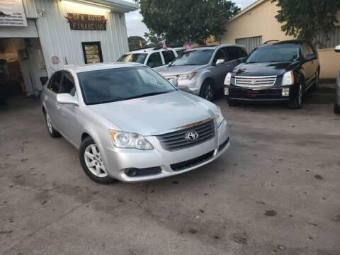2010 Toyota Avalon for sale at Bad Credit Call Fadi in Dallas TX