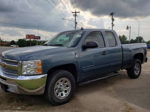 2012 Chevrolet Silverado 1500 for sale at Potter Motors Conway in Conway AR