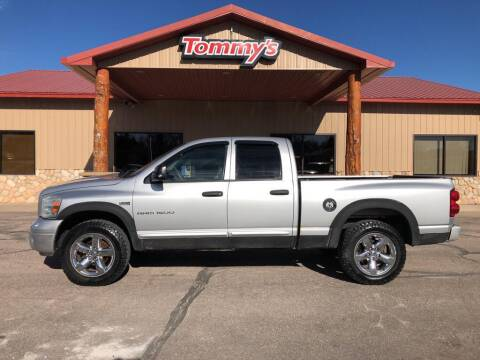 2007 Dodge Ram Pickup 1500 for sale at Tommy's Car Lot in Chadron NE