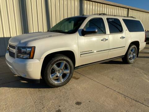 2013 Chevrolet Suburban for sale at Freeman Motor Company in Lawrenceville VA