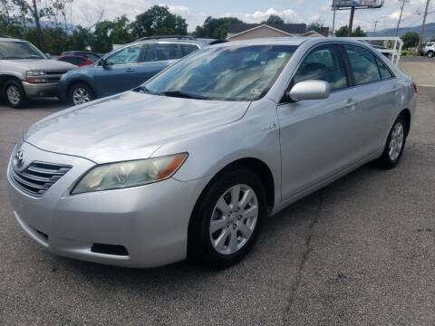 2008 Toyota Camry Hybrid for sale at Salem Auto Sales in Salem VA