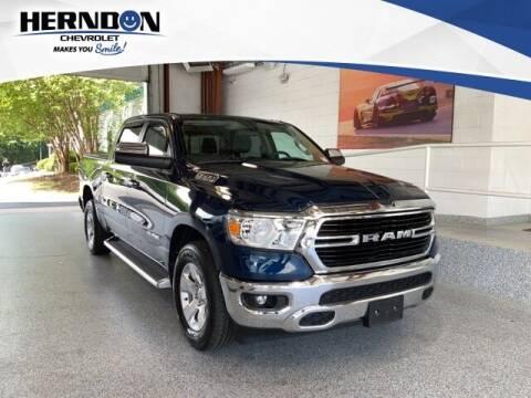 2020 RAM Ram Pickup 1500 for sale at Herndon Chevrolet in Lexington SC