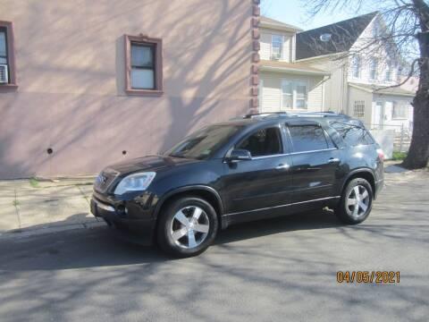 2010 GMC Acadia for sale at Cali Auto Sales Inc. in Elizabeth NJ