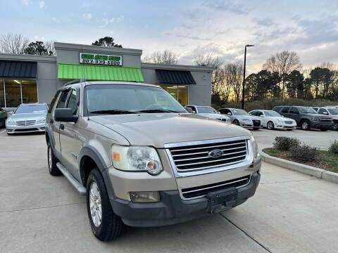 2006 Ford Explorer for sale at Cross Motor Group in Rock Hill SC