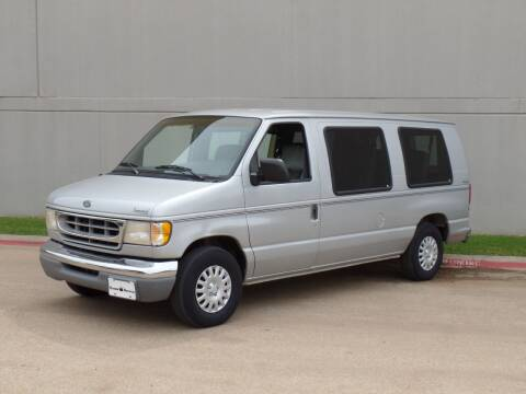 1999 Ford E-Series Cargo for sale at CROWN AUTOPLEX in Arlington TX