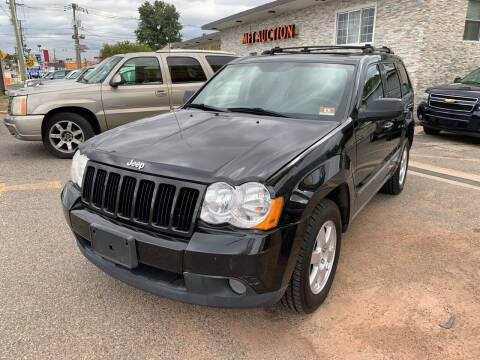 2009 Jeep Grand Cherokee for sale at MFT Auction in Lodi NJ