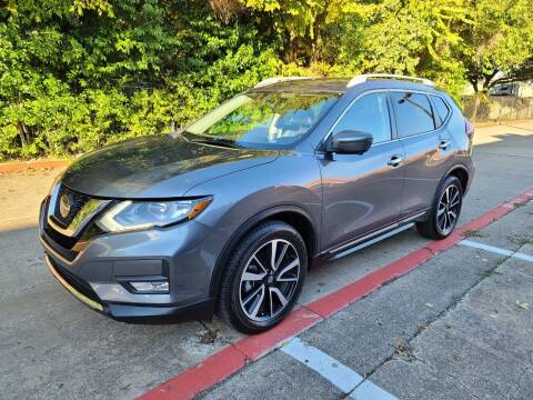 2020 Nissan Rogue for sale at DFW Autohaus in Dallas TX
