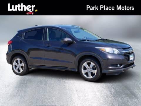 2016 Honda HR-V for sale at Park Place Motor Cars in Rochester MN