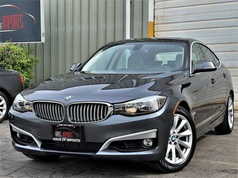2015 BMW 3 Series for sale at Haus of Imports in Lemont IL