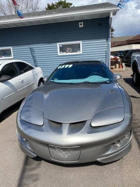 1999 Pontiac Firebird for sale at Engels Autos Inc in Ramsey MN