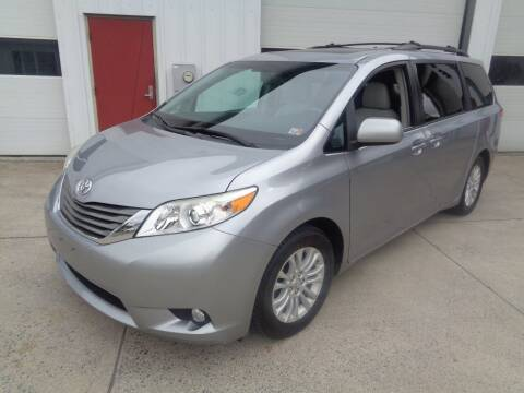 2012 Toyota Sienna for sale at Lewin Yount Auto Sales in Winchester VA