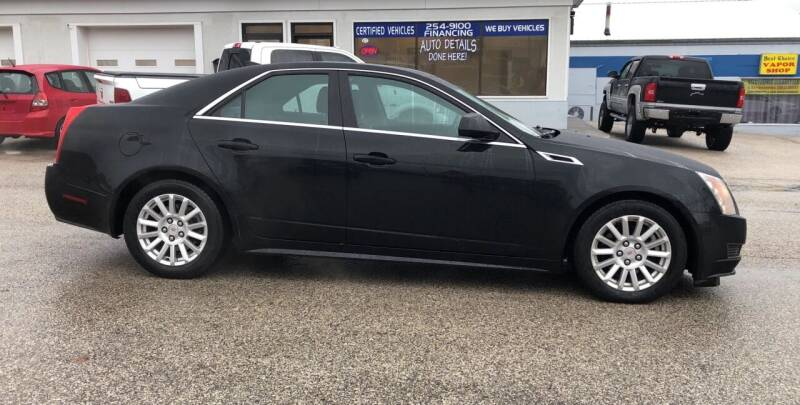 2012 Cadillac CTS for sale at Perrys Certified Auto Exchange in Washington IN
