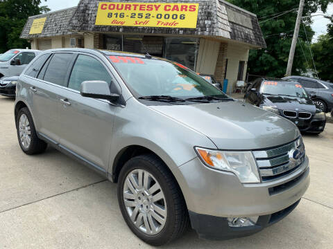 2008 Ford Edge for sale at Courtesy Cars in Independence MO