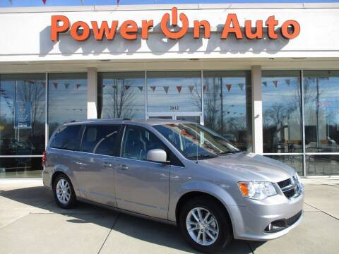 2020 Dodge Grand Caravan for sale at Power On Auto LLC in Monroe NC