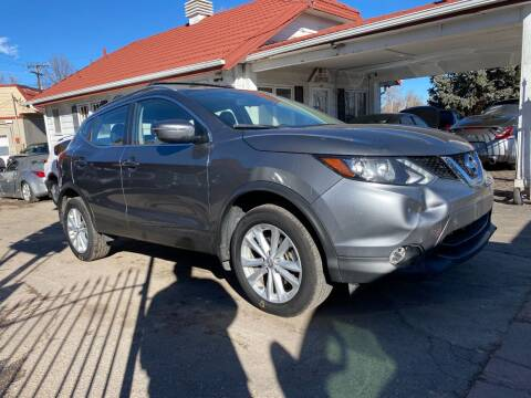 2017 Nissan Rogue Sport for sale at STS Automotive in Denver CO