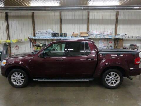2007 Ford Explorer Sport Trac for sale at Alpha Auto - Mitchell in Mitchel SD