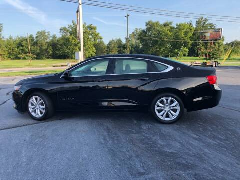 2014 Chevrolet Impala for sale at GoFiga Auto Sales in Santee SC
