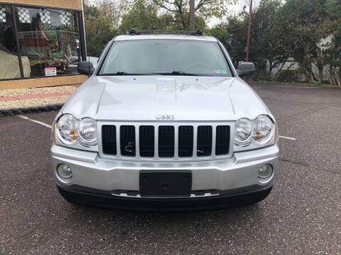 2005 Jeep Grand Cherokee for sale at Barry's Auto Sales in Pottstown PA