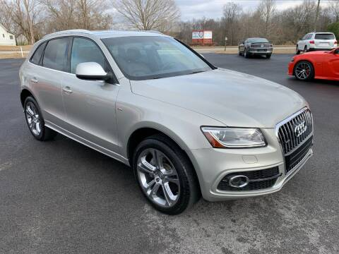 2013 Audi Q5 for sale at Hillside Motors in Jamestown KY