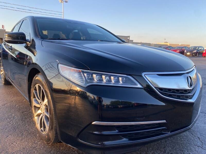 2015 Acura TLX for sale at VIP Auto Sales & Service in Franklin OH