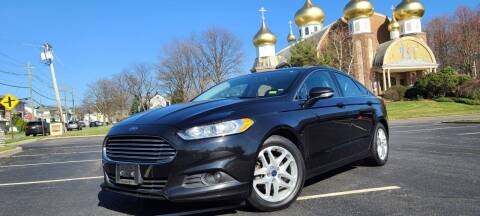 2014 Ford Fusion for sale at Car Leaders NJ, LLC in Hasbrouck Heights NJ