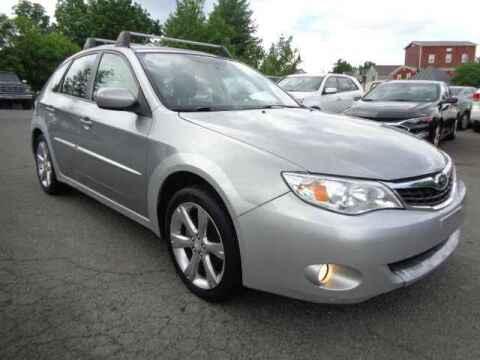 2008 Subaru Impreza for sale at Purcellville Motors in Purcellville VA