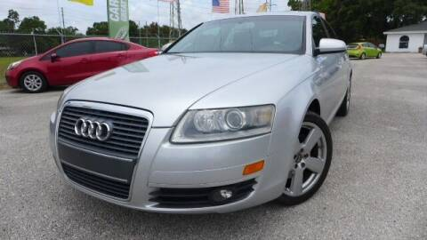 2007 Audi A6 for sale at Das Autohaus Quality Used Cars in Clearwater FL