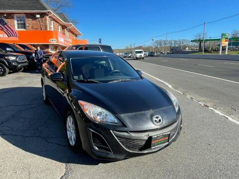 2010 Mazda MAZDA3 for sale at Bloomingdale Auto Group - The Car House in Butler NJ