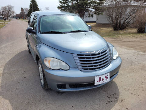 2008 Chrysler PT Cruiser for sale at J & S Auto Sales in Thompson ND