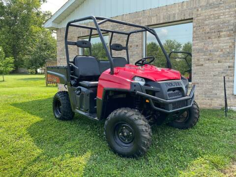2009 Polaris Ranger XP for sale at CarSmart Auto Group in Orleans IN