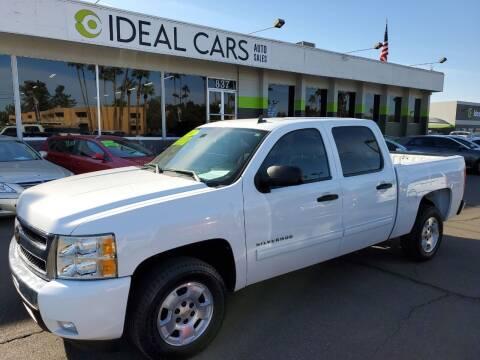 2011 Chevrolet Silverado 1500 for sale at Ideal Cars in Mesa AZ