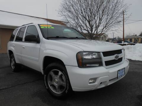 2009 Chevrolet TrailBlazer for sale at McKenna Motors in Union Gap WA