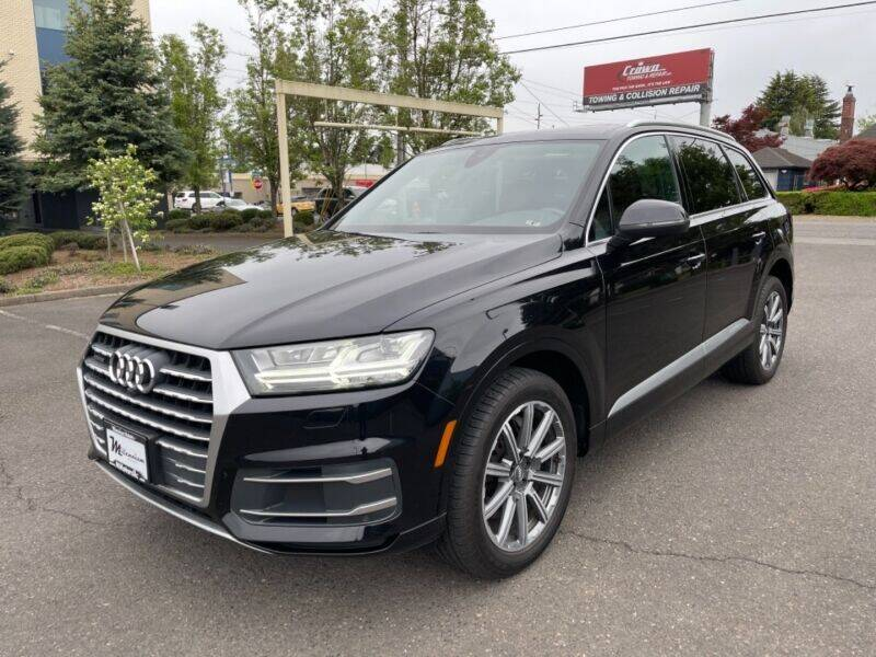 2018 Audi Q7 for sale in Portland, OR