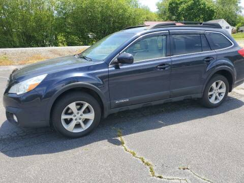 2014 Subaru Outback for sale at Smith's Cars in Elizabethton TN