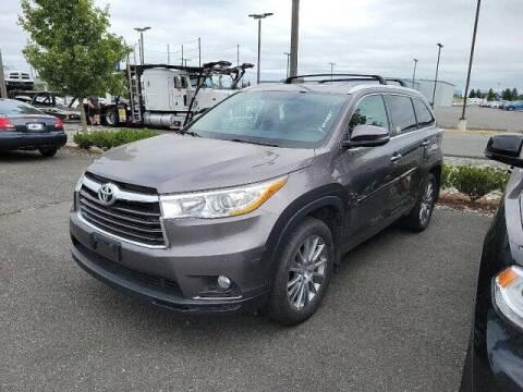 2014 Toyota Highlander for sale at Karmart in Burlington WA