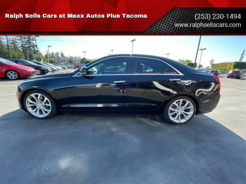 2013 Cadillac ATS for sale at Ralph Sells Cars at Maxx Autos Plus Tacoma in Tacoma WA