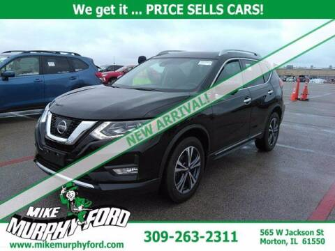 2017 Nissan Rogue for sale at Mike Murphy Ford in Morton IL