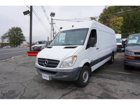 2013 Mercedes-Benz Sprinter Cargo for sale at Scheuer Motor Sales INC in Elmwood Park NJ
