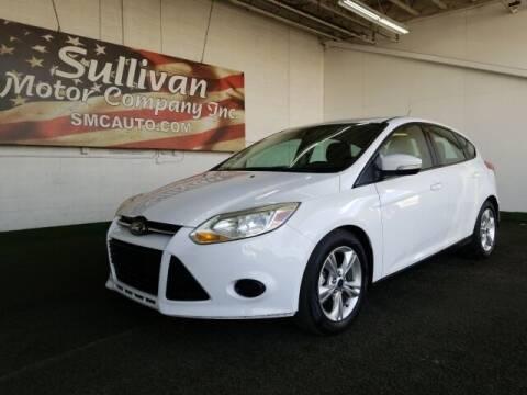 2014 Ford Focus for sale at SULLIVAN MOTOR COMPANY INC. in Mesa AZ