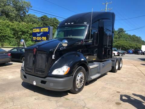 2015 Kenworth T680 for sale at Oceana Motors in Virginia Beach VA